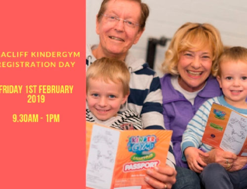 Seacliff KinderGym Registration Day