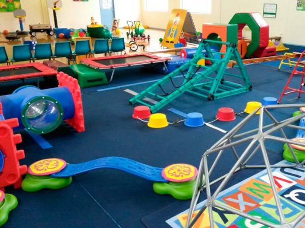 Seacliff Kindergym - equipment