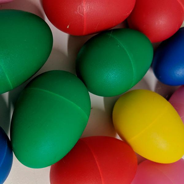 Seacliff Kindergym - Egg Shakers