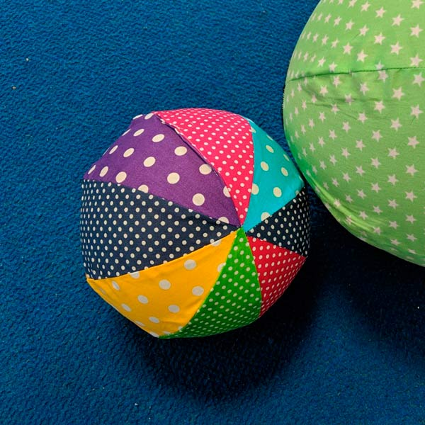 Seacliff Kindergym - Small Balloon Balls