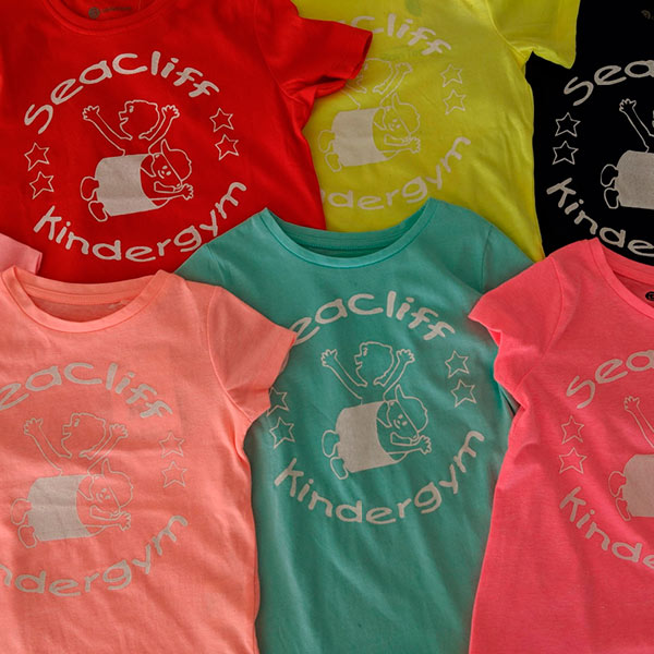 Seacliff Kindergym - T-shirts