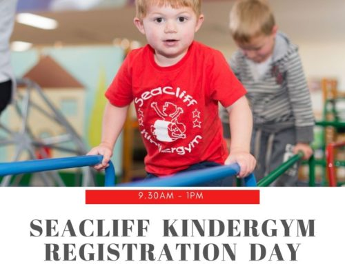 Seacliff KinderGym Registration Day 2020